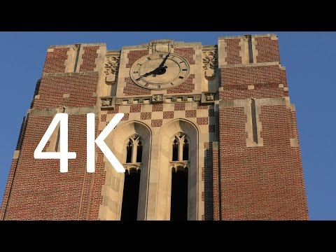 A 4K Video Tour Of The University Of Tennessee (Knoxville)