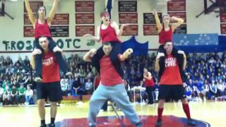 Repeat youtube video Seniors Class of 2011 BOTC Dance