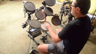 Hans Drom Drum Lesson Warm up rudiments exercises grade 1 Beginner to advanced