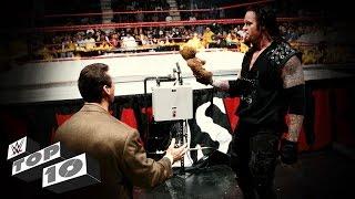 The Undertaker's Ghastliest Mind Games – WWE Top 10