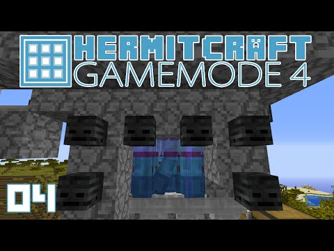 Hermitcraft Gamemode 4 04 Heart Canisters