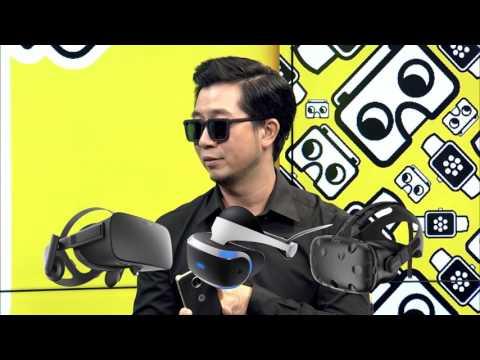TheBattle : เลือกแว่น VR ยังไงให้ตรงใจตรงการใช้งาน - วันที่ 28 Nov 2016