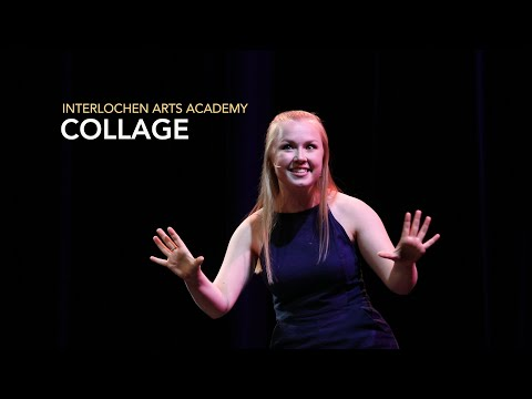 Interlochen Arts Academy  Collage 2018