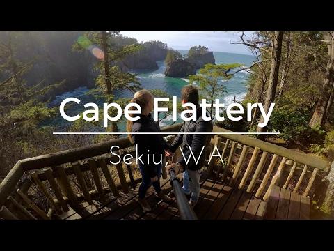 Most Epic PNW Road Trip // Cape Flattery // Washington
