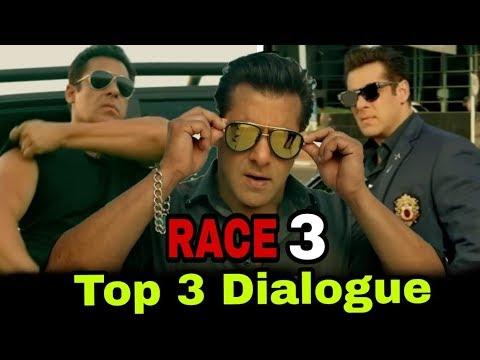 Race 3 | Best 3 Dialogue | Salman Khan,...