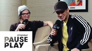 Twenty One Pilots Interview | Stingray PausePlay