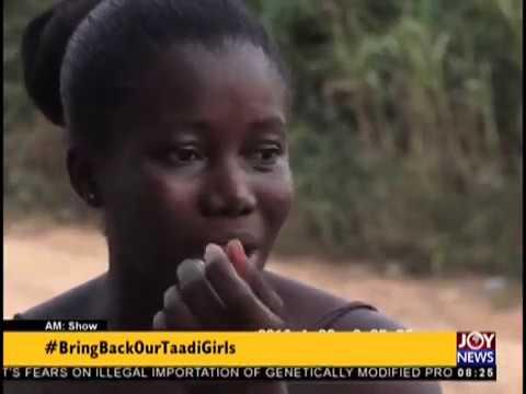 #BringBackOurTaadiGirls: One-On-One With Some Relatives of Girls - AM Show on JoyNews (23-1-19)