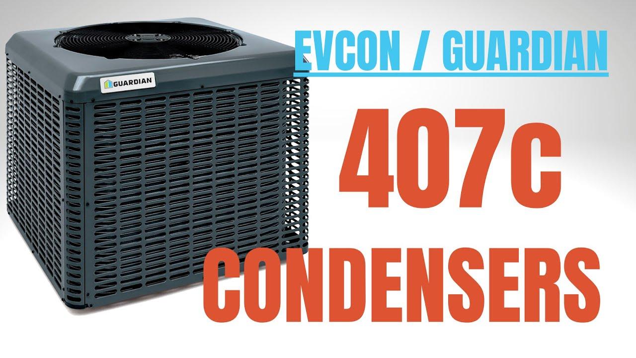 Change out a Condenser - 407c Condenser