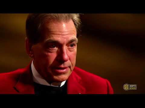 2018 SECN Championship Discussion - Nick Saban (HD)