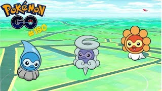 Pokemon GO #150 Gen 3 Update/dynamisches Wetter endlich im Spiel