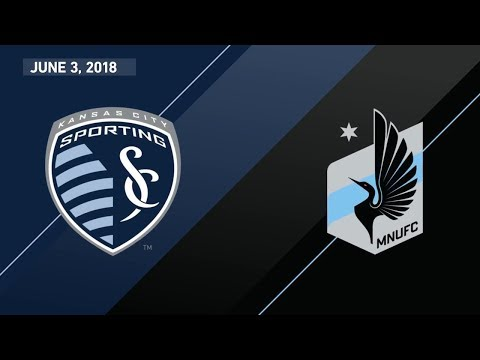 HIGHLIGHTS: Sporting Kansas City vs. Minnesota United FC | June 3, 2018