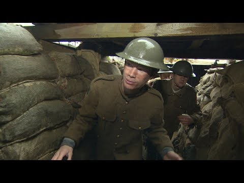 What life was like for World War I soldiers in the trenches