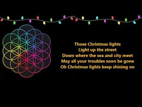 christmas lights lyrics # 15