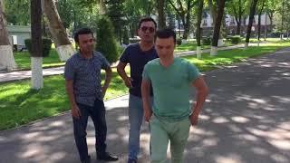 Gayrat klipda suratga tushmoqda | Dilshod Mirzamurodov