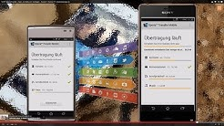 SONY Xperia Transfer - Daten, Kontakte ect. übertragen - Deutsch / German ►► notebooksbilliger.de
