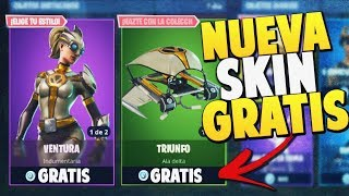 HOW TO GET NEW SKIN ADVENTURE FREE! (PS4, PC, XBOX) FORTNITE: Battle royale