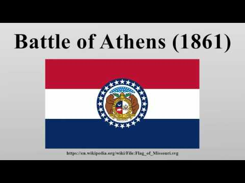 Battle of Athens (1861)