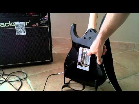 Examen de ma Guitare Ibanez RG270