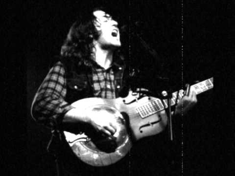 Rory Gallagher  As The Crow Flies
