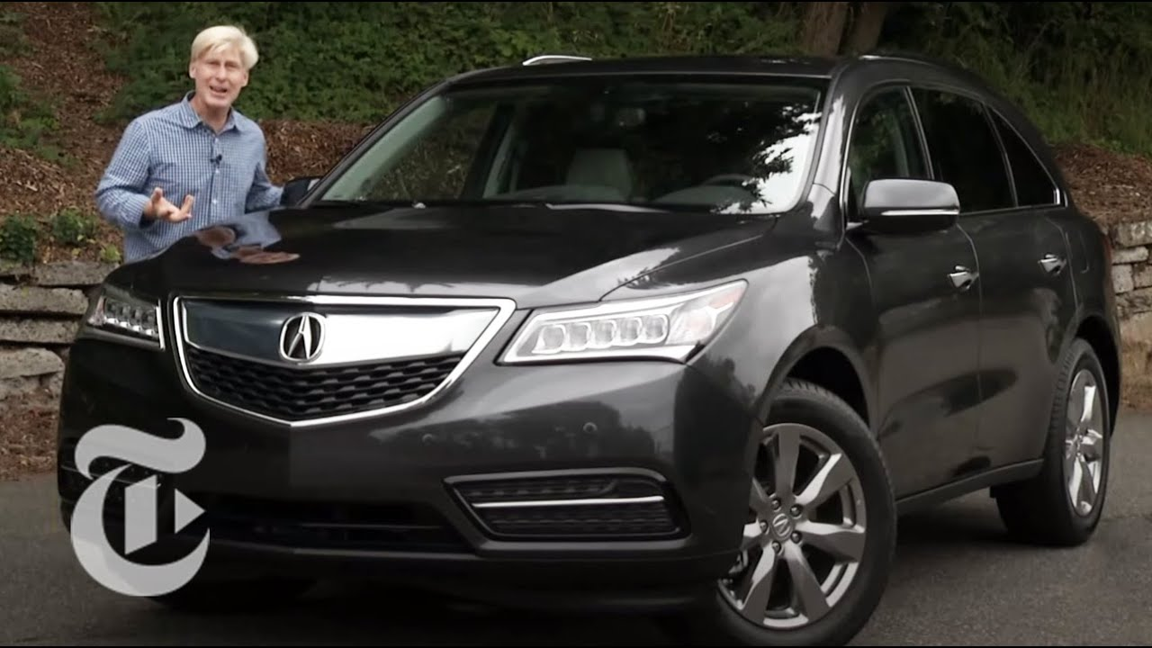 Review Acura MDX Driven The New York Times YouTube - Acura mdx review 2014