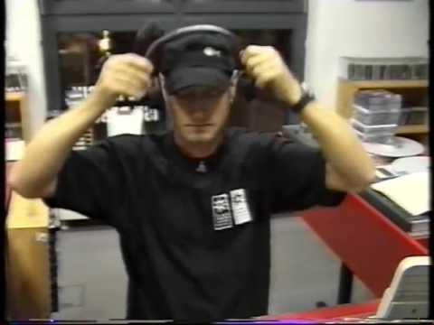 Fred Bauer, letzte Sendung bei NRJ Dresden, 08.11.1998