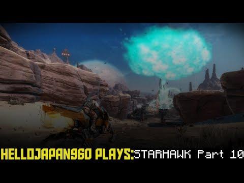 Starhawk [Part 10 - Flying Around at The Speed of Sound]