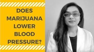 Medical Cannabis And High Blood Pressure