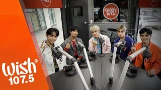 "SB19 performs ""Go Up"" LIVE on Wish 107.5 Bus"
