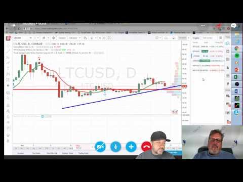Trading Cryptos - BITCOIN, LITECOIN, ETHEREUM