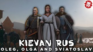 Early Rus Conquests: Viking Princes in Eastern Rome