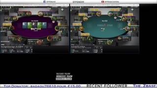 ZOOM nl10 + Midi Express  Pokerstars.fr 20.10.2016