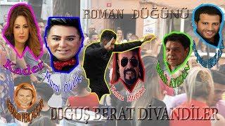 ROMAN DÜĞÜNÜ - Kobra Murat, Popstar ERKAN, Kader, Murat ÖVÜÇ, Balık AYHAN, ve dahası...