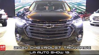 2020 Chevrolet Traverse - Exterior And Interior - LA Auto Show 2019
