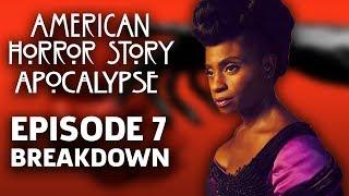 "AHS: Apocalypse Season 8 Episode 7 ""Traitor"" Breakdown!"