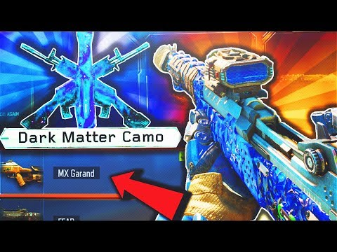 TRICKSHOT TO UNLOCK NEW DARK MATTER CAMO!! (Black Ops 3 New DLC Weapon)