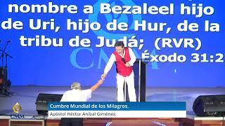 CMMTV #PastorGimenez - Exodo 31:2-6 (10 de noviembre 2019)