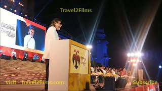 Rakesh Omprakash Mehra at BIFFES 2018 Opening Ceremony