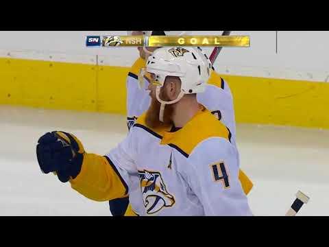 Nashville Predators vs Winnipeg Jets - March 25, 2018 | Game Highlights | NHL 2017/18