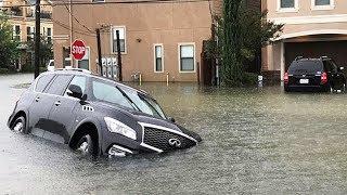 Попал в ураган Харви в Техасе. Россия наказала США