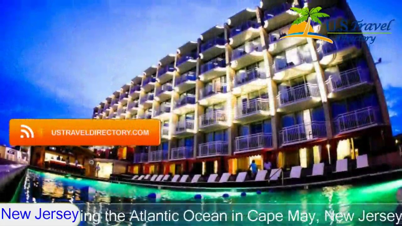 ocean club hotel cape may hotels new jersey youtube. Black Bedroom Furniture Sets. Home Design Ideas