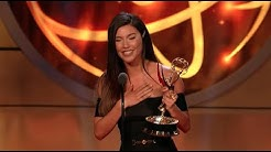 Jacqueline MacInnes Wood wins Best Lead Actress at the 46th Emmy Awards (2019)