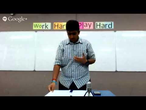 Sri KDU ASDC 2014 - Round 7b