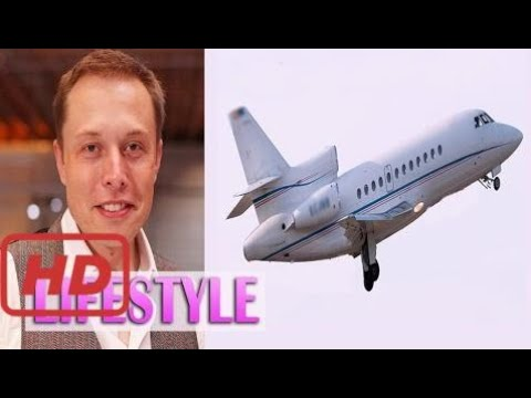 Celebrity Profiles |  Elon Musk (Tesla & SpaceX) Life Story, Net Worth, Cars, House, Jets & Luxuri