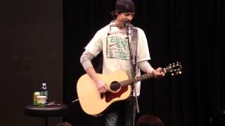 """Truck Yeah""+Medley of Other Artists--Chris Janson--Bing Lounge--12-11-12 Video"