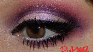 Tutorial look candy cupcake