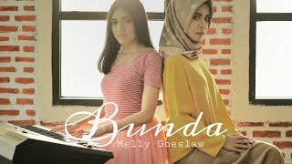 Gambar cover Bunda by Melly Goeslaw (Acoustic Cover) | Nadia Alifazuhri ft. Fanisa Amalia