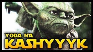 YODA NA KASHYYYK!  STAR WARS BATTLEFRONT 2 PL MOD CINEMATIC ☄️