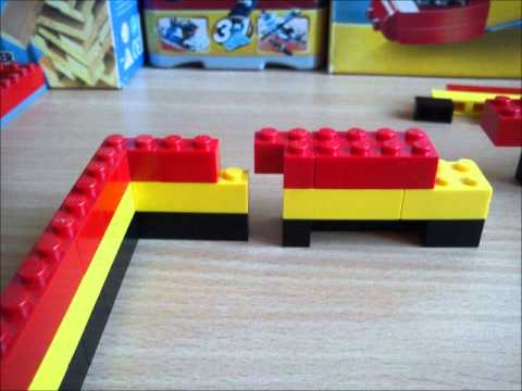 Lego Combination Safe Instructions Youtube