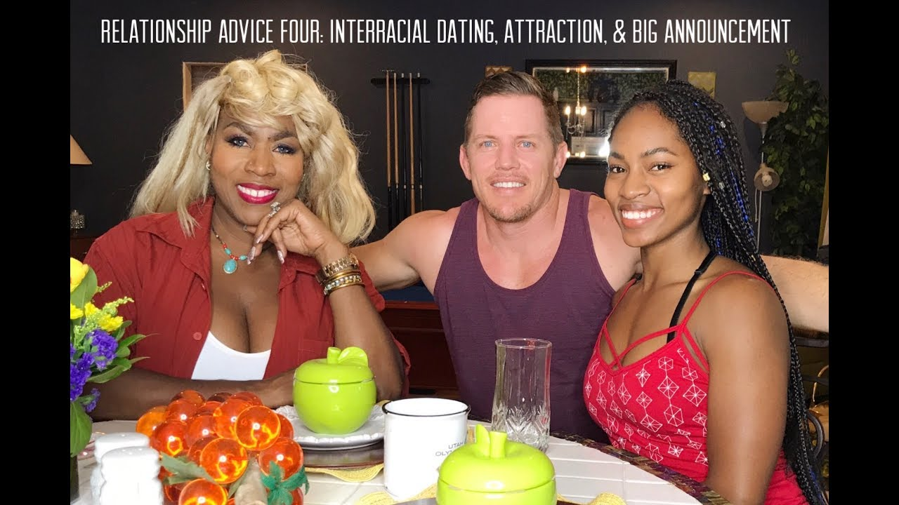 dating interracially