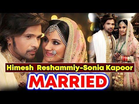 Himesh Reshammiya Got Married To His Girlfriend Sonia Kapoor